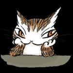 【公式スタンプ】猫のダヤン
