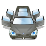 隠しスタンプ::BMW アクティブツアラー スタンプ