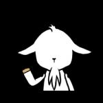 企業マスコットクリエイターズ::シロヤギさんとクロヤギさん