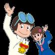 アニメ・マンガキャラクリエイターズ::ど根性ガエル 第3弾