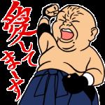 スポーツマスコットスタンプ::大日本プロレス かわキャラver