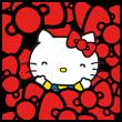公式スタンプ::ハローキティ 飛び出す! ポップアップ☆