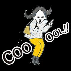 隠し無料スタンプ::【限定】ルミネのアプリ×チルチッタ