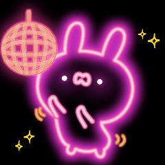 人気スタンプ特集::★光るネオンスタンプ☆2彡