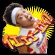 人気スタンプ特集::サンシャイン池崎の最強無敵スタンプ!