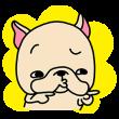 限定無料スタンプ::ブログ×フレブル☆うざかわスタンプ!