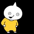 人気スタンプ特集::うざめの生き物
