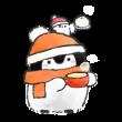人気スタンプ特集::コウペンちゃん3