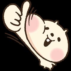 隠し無料スタンプ::スマイリス☆LINEっぽいver.