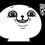 限定無料スタンプ::パンダ100%×アベイル