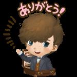 隠し無料スタンプ::バブル2x魔法ワールド コラボ第2弾!