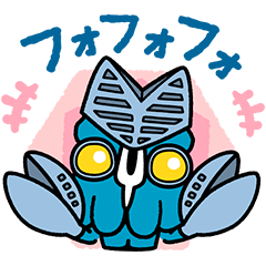限定無料スタンプ::ウルトラマン☆LINEスコア