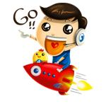 【海外限定スタンプ】Chunghwa Telecom Baby Special