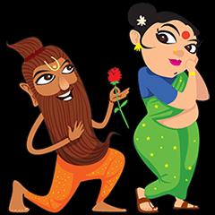 ババジとバイ(インド)
