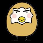 アニメ・マンガキャラクリエイターズ::たまごにいちゃんスタンプ