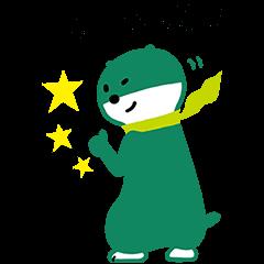 期間限定スタンプ::三井住友銀行キャラクタースタンプ 第2弾