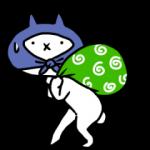 人気スタンプ特集::【激動!】吾輩は猫です。6