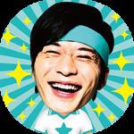 隠し無料スタンプ::田中圭×橋本環奈 CMオリジナルスタンプ