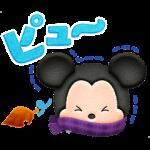 限定無料スタンプ::LINE:ディズニー ツムツム6周年記念