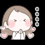 限定無料スタンプ::LINEモバイル×まるいすたんぷ